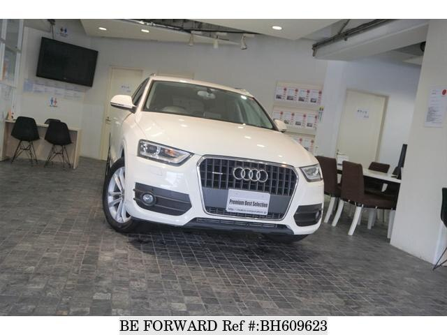 Used 2012 AUDI Q3 BH609623 for Sale