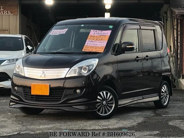 Used 2011 MITSUBISHI DELICA D2 BH609626 for Sale