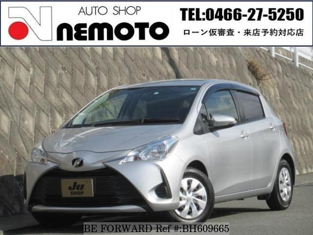 Used 2017 TOYOTA VITZ BH609665 for Sale