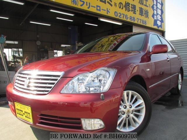Used 2005 TOYOTA CROWN BH609703 for Sale
