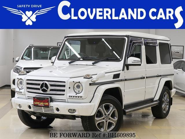 Used 2014 MERCEDES-BENZ G-CLASS BH609895 for Sale