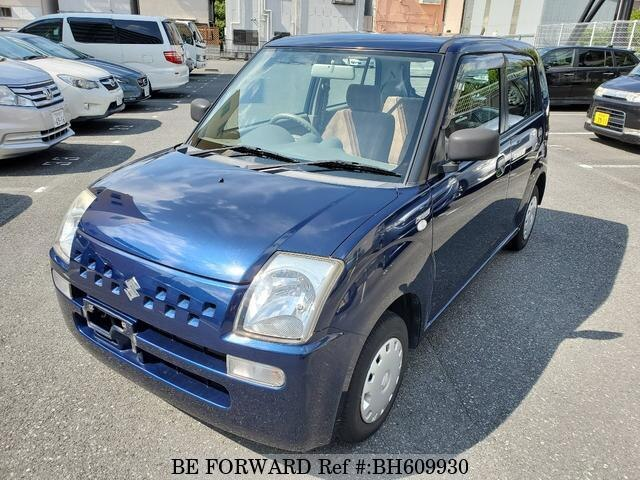 Used 2009 SUZUKI ALTO BH609930 for Sale