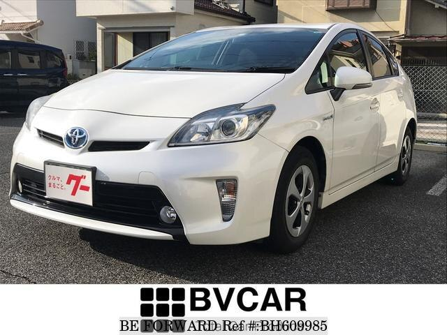 Used 2012 TOYOTA PRIUS BH609985 for Sale