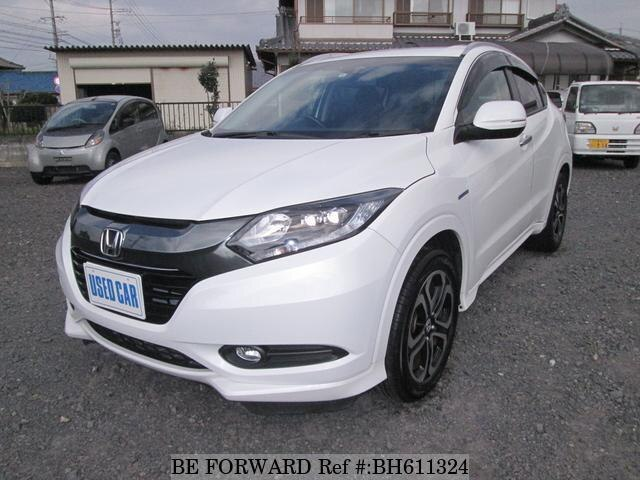 Used 2016 HONDA VEZEL BH611324 for Sale
