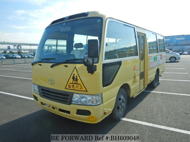 Used 2008 TOYOTA COASTER BH609048 for Sale