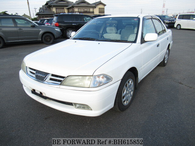 Used 2001 TOYOTA CARINA BH615852 for Sale