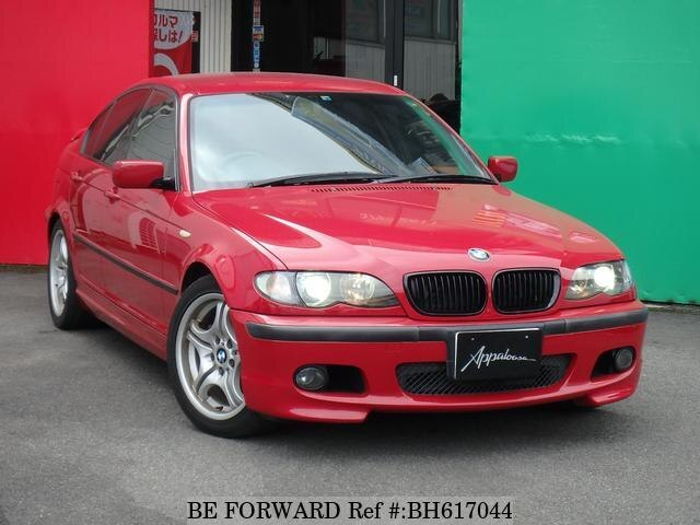 Used 2004 BMW 3 SERIES BH617044 for Sale