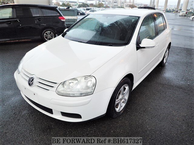 Used 2006 VOLKSWAGEN GOLF BH617327 for Sale