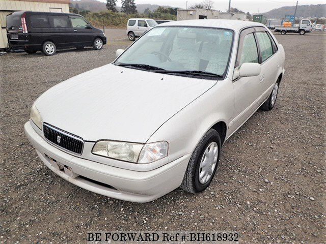 Used 1997 TOYOTA SPRINTER SEDAN BH618932 for Sale