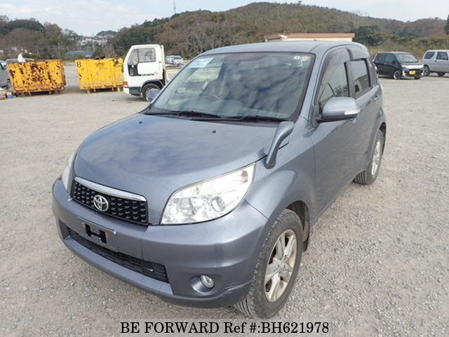 Used 2012 TOYOTA RUSH BH621978 for Sale