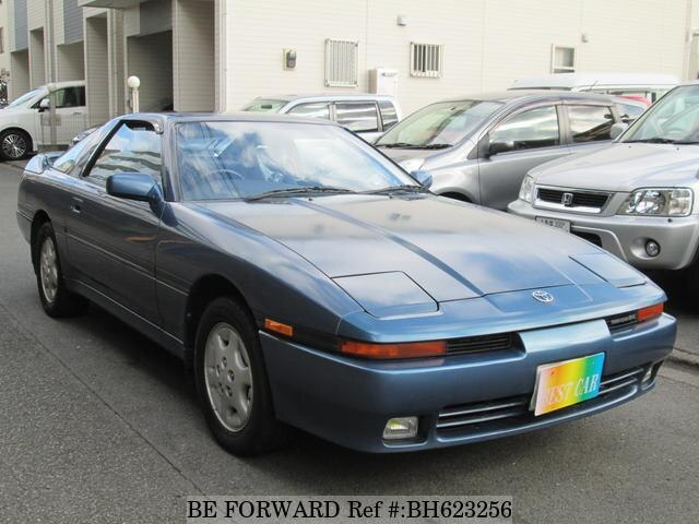 Used 1991 TOYOTA SUPRA BH623256 for Sale