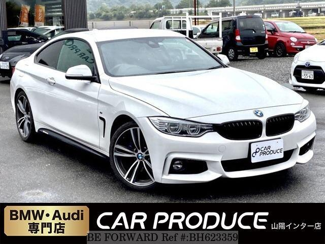 Used 2015 Bmw 4 Series 3n20 For Sale Bh623359 Be Forward