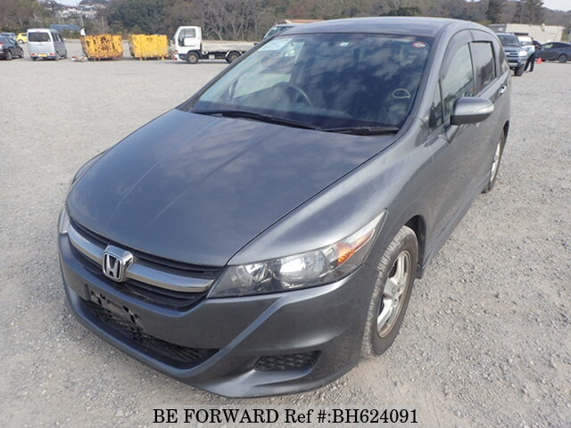 Used 2010 HONDA STREAM BH624091 for Sale