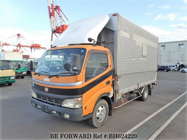 Used 2004 HINO DUTRO BH624229 for Sale