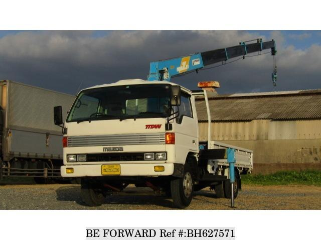 Used 1990 MAZDA TITAN BH627571 for Sale