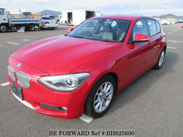 Used 2011 BMW 1 SERIES BH625606 for Sale