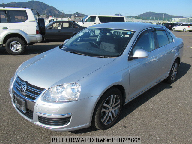 Used 2007 VOLKSWAGEN JETTA BH625665 for Sale