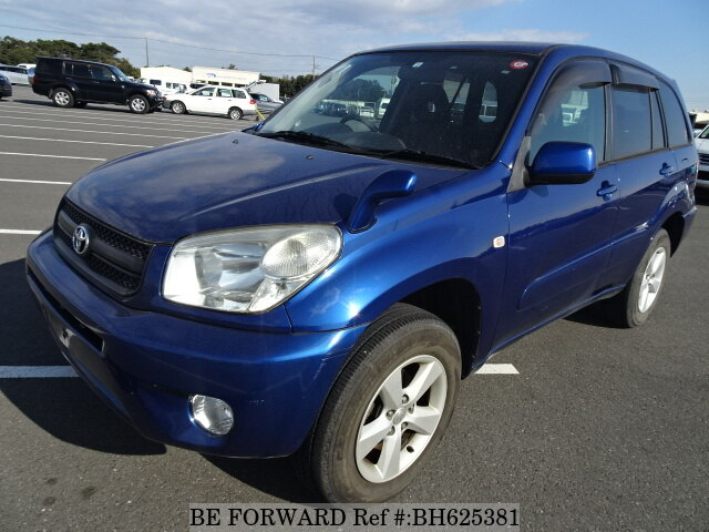 Used 2004 TOYOTA RAV4 BH625381 for Sale