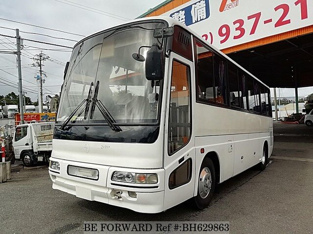 Used 2003 MITSUBISHI FUSO AERO MIDI BH629863 for Sale
