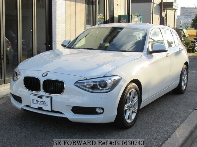 Used 2011 BMW 1 SERIES BH630743 for Sale