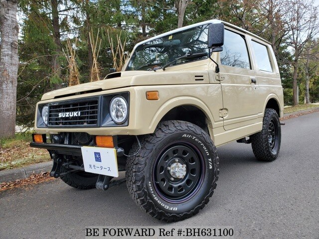 Used 1995 SUZUKI JIMNY BH631100 for Sale