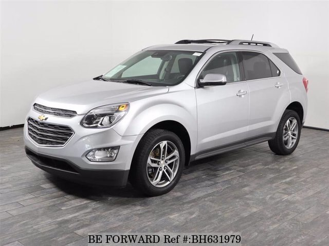 Used 2017 Chevrolet Equinox Premier For Sale Bh631979 Be Forward
