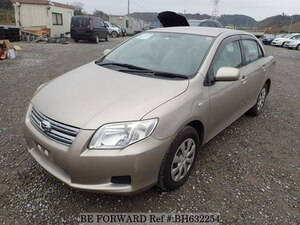 Used 2007 TOYOTA COROLLA AXIO BH632254 for Sale