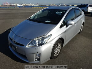 Used 2010 TOYOTA PRIUS BH632096 for Sale