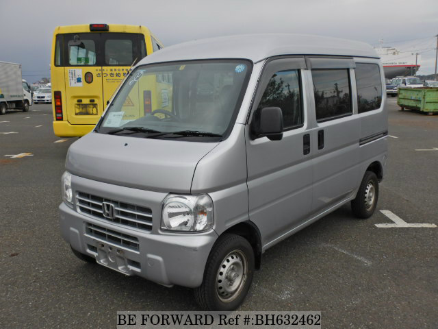Used 2014 HONDA ACTY VAN BH632462 for Sale