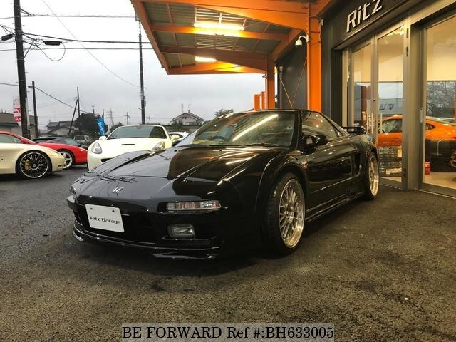 Used 1991 HONDA NSX BH633005 for Sale