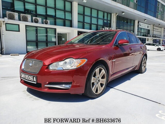 Used 2011 JAGUAR XF BH633676 for Sale