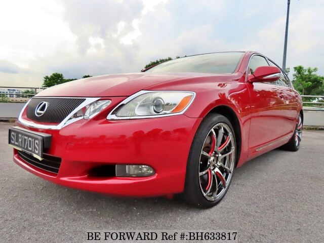 Used 2010 LEXUS GS BH633817 for Sale