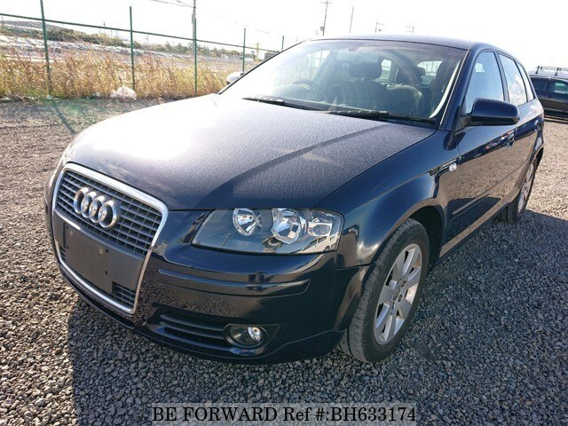 Used 2006 AUDI A3 BH633174 for Sale