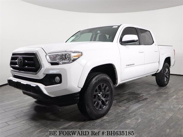 Used 2020 TOYOTA TACOMA Double Cab PKG/SR5 for Sale BH635185   BE