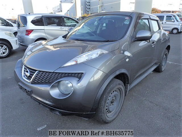 Used 2010 NISSAN JUKE BH635775 for Sale