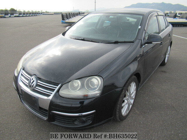 Used 2008 VOLKSWAGEN JETTA BH635022 for Sale
