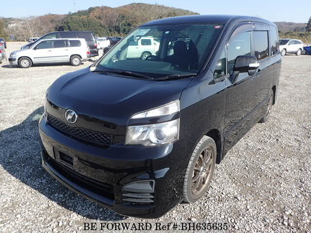Used 2012 TOYOTA VOXY BH635635 for Sale