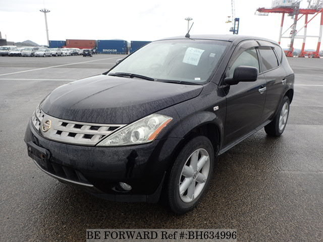 Used 2008 NISSAN MURANO BH634996 for Sale