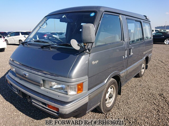 Used 1993 MAZDA BONGO WAGON BH636021 for Sale
