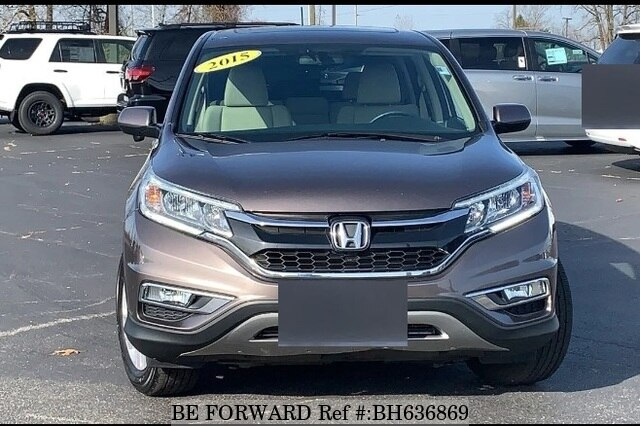 Used 2015 HONDA CR-V BH636869 for Sale