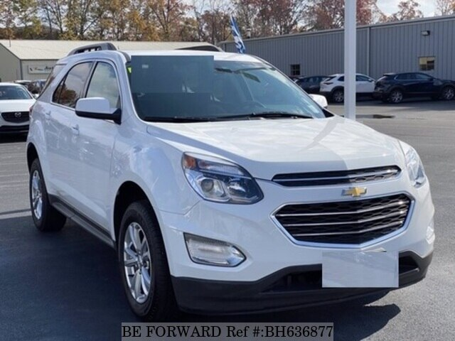 Used 2017 CHEVROLET EQUINOX BH636877 for Sale
