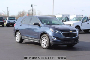 Used 2018 CHEVROLET EQUINOX BH636885 for Sale