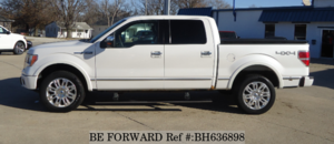 Used 2010 FORD F150 BH636898 for Sale