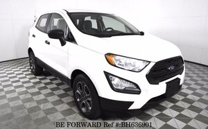 Used 2019 FORD ECOSPORTS BH636901 for Sale