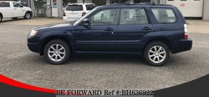 Used 2006 SUBARU FORESTER BH636922 for Sale