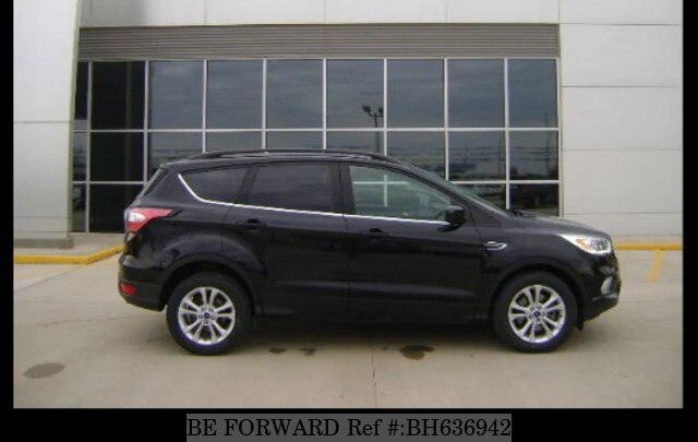 Used 2017 FORD ESCAPE BH636942 for Sale