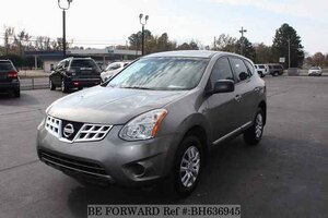 Used 2011 NISSAN ROGUE BH636945 for Sale