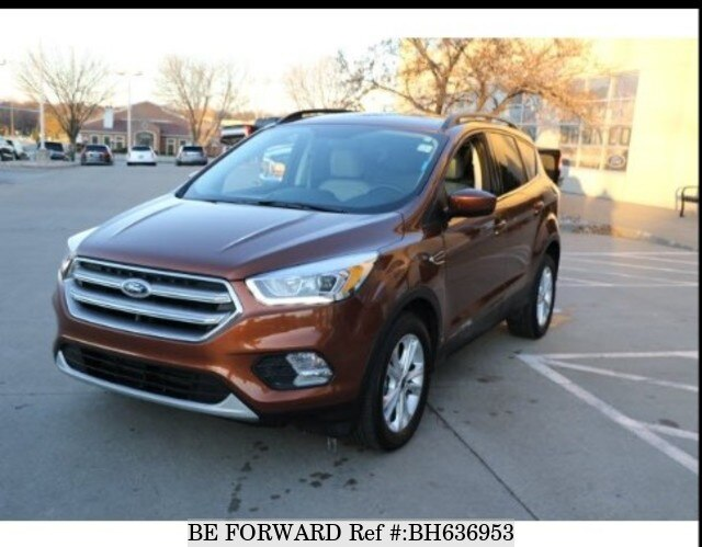 Used 2017 FORD ESCAPE BH636953 for Sale