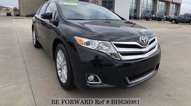 Used 2015 TOYOTA VENZA BH636981 for Sale