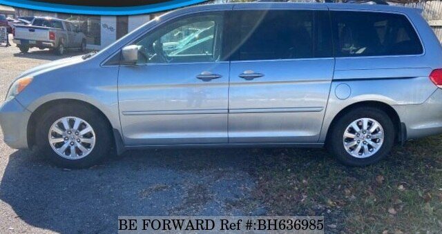 Used 2010 HONDA ODYSSEY BH636985 for Sale